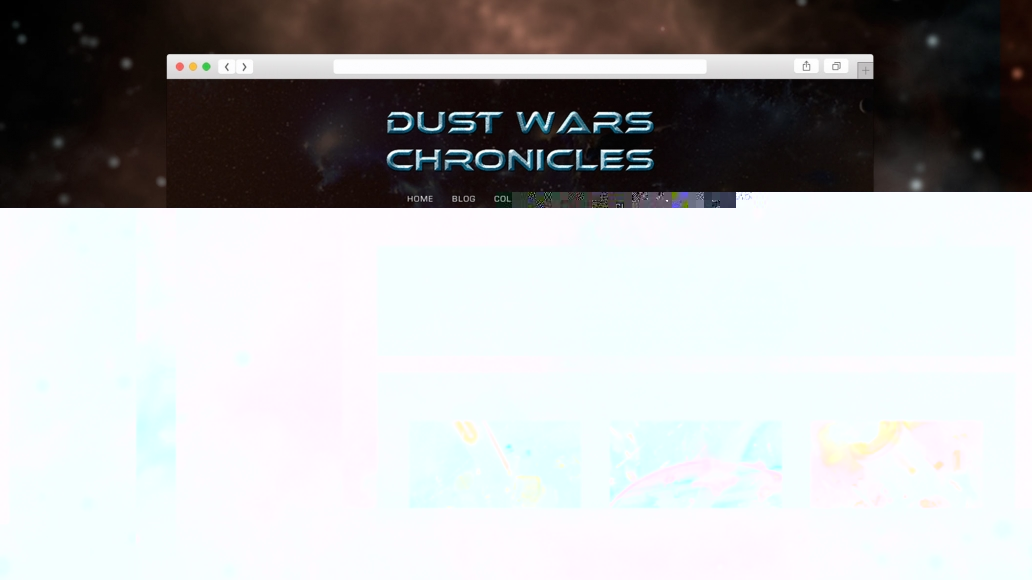 Dust Wars Chronicles
